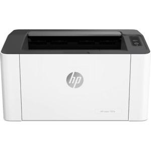 HP Laser 107a A4 Mono Laser Printer 64MB 20ppm - White