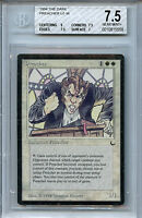 MTG Dark Preacher BGS 7.5 NM+ card Magic Amricons 5558