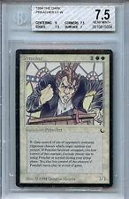 MTG Dark Preacher BGS 7.5 NM+ card Magic Amricons 5558