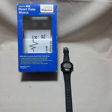 Walking Fit Heart Rate Watch 287189 Size M Used w/ Box