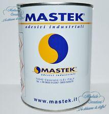 Colla professionale MASTEK 760 a spatola per tessuti pelle ecopelle cuoio legno