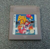 BALLOON KID NINTENDO GAMEBOY 100% genuine tested working