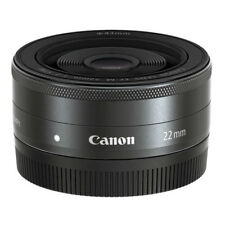 New Canon EF-M 22mm f2 STM