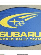GENUINE SUBARU LICENCED PRODRIVE WRX STI SUNSHADE WALL DECORATION PLAQUE