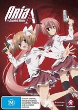 Aria the Scarlet Ammo Aa: Season 2 NEW R4 DVD