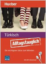 NEU: Alltagstauglich TÜRKISCH - Die wichtigsten Sätze zum Mitreden lernen
