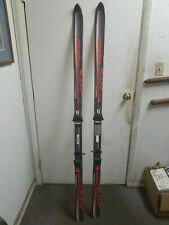 Head MT5 180 skis and bindings