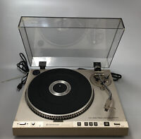 Vintage Kenwood KD-4100R Automatic Direct Drive Turntable Record Player WORKS AA