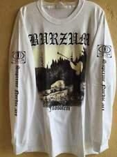 Black metal long sleeve L shirt Mayhem Darkthrone Satyricon Emperor Immortal