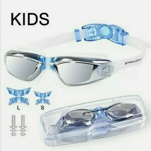 Swimming Goggles for Men Women Adult Kids Diving Googles Anti Fog