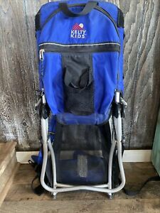 """Kelty Kids """"TOWN"""" Baby Child Carrier Backpack Deluxe Metal Frame"""