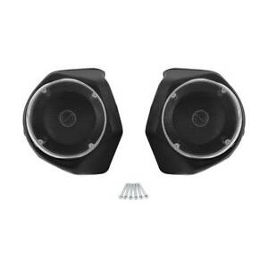 Rear Speakers Fit For Harley Touring Electra Road Street Glide 2014-2018 2015 16