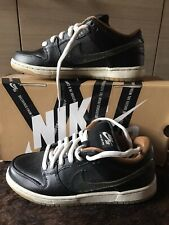 Nike Dunk Low Premium SB 'Black Rain' Size UK6,EU40.