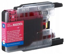 1 MAGENTA non-OEM Compatible Ink for BROTHER MFC J280W J425W J435W J705DW J835DW