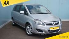 Vauxhall & Opel Zafira 50,000 to 74,999 miles Vehicle Mileage 2009 Cars