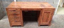 Large Sheesham Desk (SL602)