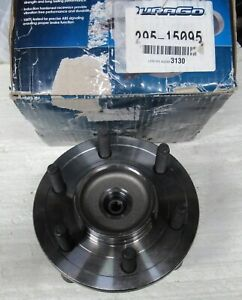 Wheel Bearing & Hub Assembly Front IAP Dura 295-15095,for Ford 2007-2011