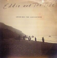 EDDIE AND THE TIDE LOOKING FOR ADVENTURE LP 1987 NM CONDITION VINYL!!