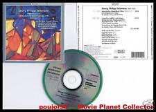 """TELEMANN """"Magnificat in C - Oratorio"""" (CD) Helbich 1993"""