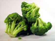 Broccoli- Early fall Rapini- 100 Seeds - 50 % off sale