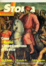 STORIA ILLUSTRATA # Mensile - N.273 # Agosto 1980 A. Mondadori Editore