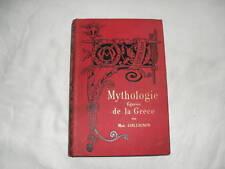 mythologie figuree de la grece,collignon,quantin ed,sd