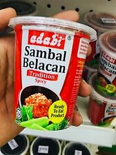 NEW Adabi Sambal Belacan Spicy 180g