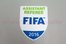 Assistant Referee 2016 Player Issue Patch / Badge