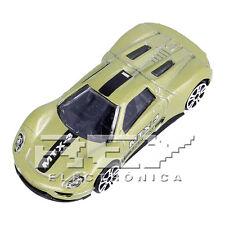 Coche Deportivo Verde Vehículo Miniatura Coleccion ¡ESPAÑA! j192