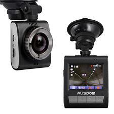 "AUSDOM AD109 2.0"" LCD Ambarella A7 2K HD 1296P 1080p Car Park Dashcam Camera H1"