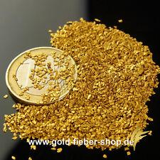 15,8 grammi Vere Pepite da Alaska mai ca. 1 mm Nugget | Lingotto | Moneta da 320