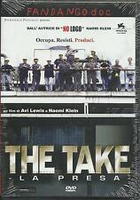 The Take. La presa (2004) DVD