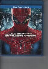 The Amazing Spider-Man (Three-Disc Combo: Blu-ray / DVD + UltraViolet Digital Co