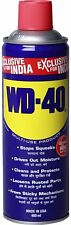 WD-40 (400 ml)-Multi Use Product- for Stops Squeaks, Sticky Mechanisms, Moisture