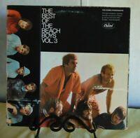 The Beach Boys -The Best Of, Vol. 3-1968 Capitol # DKAO-2945 Rock Vinyl LP -VG+