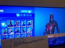 Fortnite Black Knight account RAFFLE OG