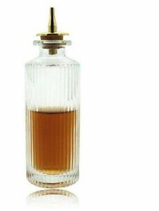 Roman Column Bitter Bottle For Cocktail Bottle Liquor Bartender Accessories Bars