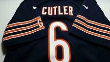 Chicago Bears Nike Size Kids Small Jay Cutler #6 Jersey (J002-Bp)