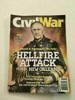 K)  New America's Civil War David Farragut New Orleans May 2018 Fashion Magazine