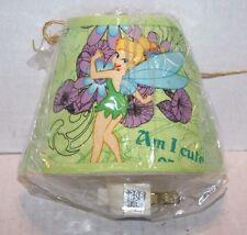 New Disney Fairies Tinker Bell Night Light Wall Plug-In - Free Shipping!