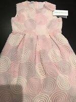 Stunning I Pinco Pallino Pink Dress Age 5 NEW