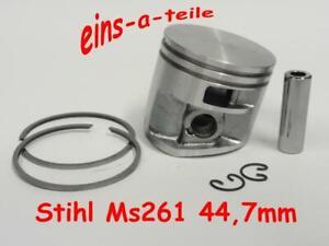 Kolben passend für Stihl MS261 44,7mm NEU