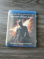The Dark Knight Rises (Blu-ray/DVD, 2012, 3-Disc Set, Includes Digital Copy Ultr