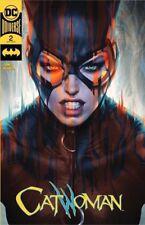 DC Comics CATWOMAN #2 Artgerm GOLD FOIL Variant NM BATMAN ROBIN GOTHAM JOKER IVY