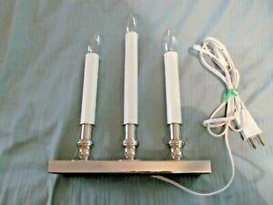 Electric Candelabra Set