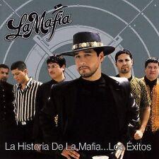 FREE US SHIP. on ANY 3+ CDs! NEW CD La Mafia: La Historia de La Mafia...Los Éxit