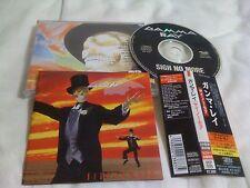 GAMMA RAY / sigh no more /JAPAN LTD CD OBI