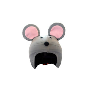COOLCASC MOUSE ANIMAL  BOARDING HELMET COVER COOL CASC SHOW TIME RATON