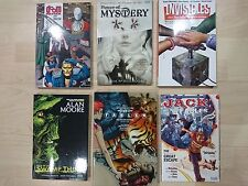 For Sale: DC & Vertigo Graphic Novel Collections