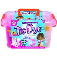 Make Your Own Tie Dye Hair Accessories Set   -   5012128564369